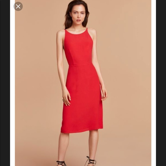 e6eaa9b0fed Aritzia Dresses   Skirts - BLACK Wilfred Free Créneau Dress Aritzia